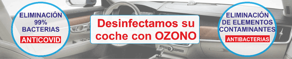 DESINFECCION OZONO